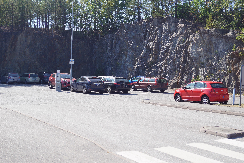 parkering södertälje centrum